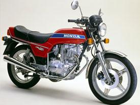 CB400N(ホークⅢ)バブ