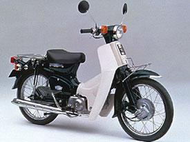 スーパーカブ90(C90)