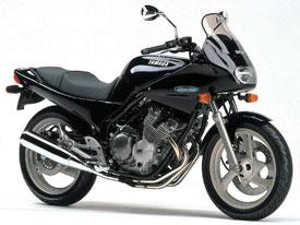XJ400Sディバージョン(Diversion)