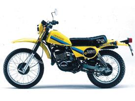 TS250ハスラー