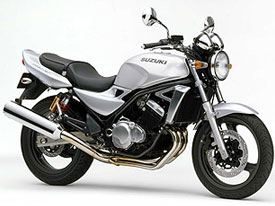 GSX250FX(バリオス)