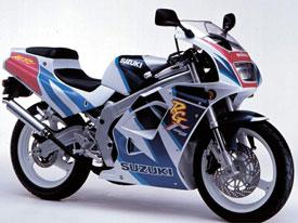 RG125γ(ガンマ)